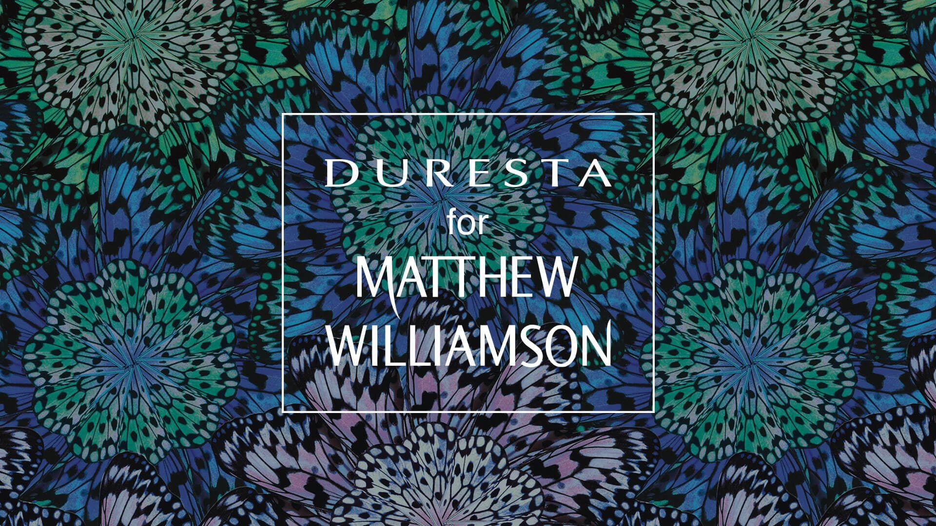 Matthew Williamson for Duresta video