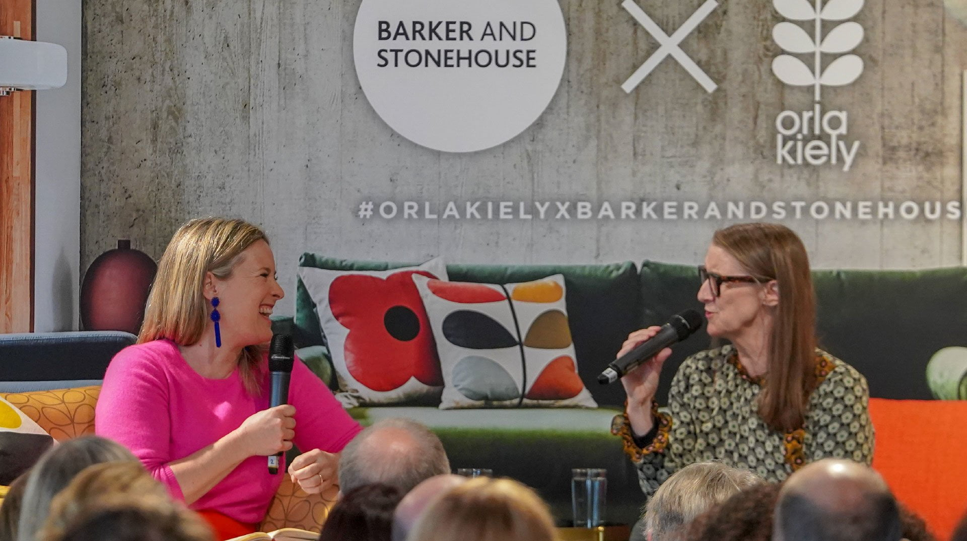 Orla Kiely for Barker and Stonehouse video